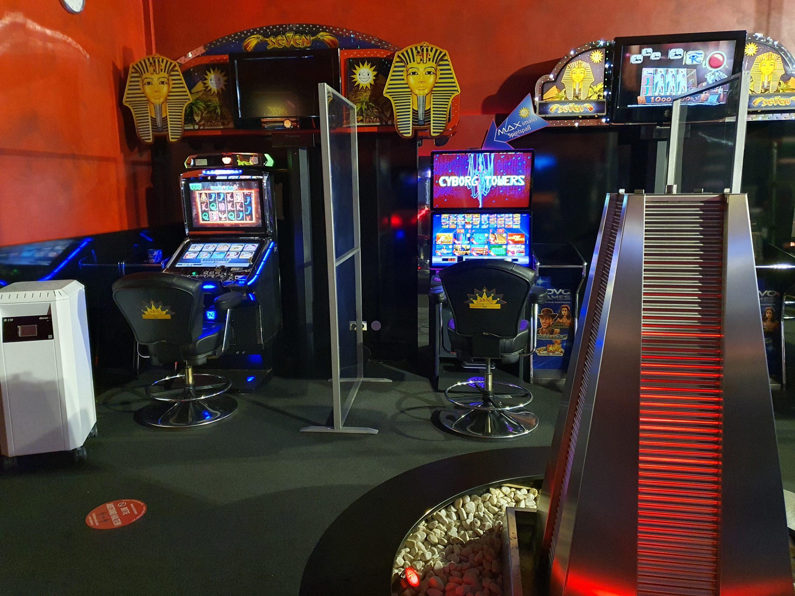 Casino Line: Spielothek & Automaten Aufsteller für die Region Rastatt, Baden-Baden, Bühl, Karlsruhe